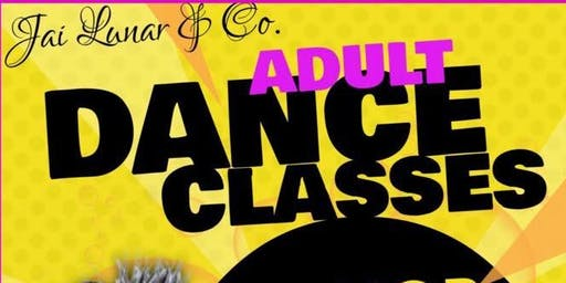 ADULT R&B DANCE CLASSES