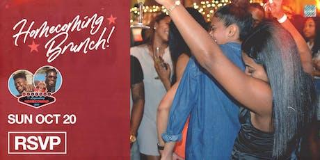 Rutgers Homecoming Brunch @ Delta's! tickets