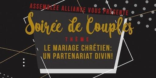 """""""Le mariage chrétien: un partenariat divin"""""""