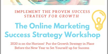 Online Marketing Success Strategy