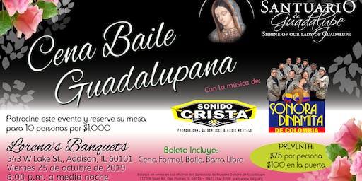 Cena Baile Guadalupana 2019