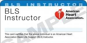 Become a American Heart Association Instructor