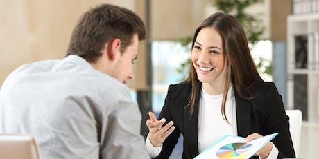 One-on-one Business Advisory Service - Mandarin/English (普通话/英语) tickets