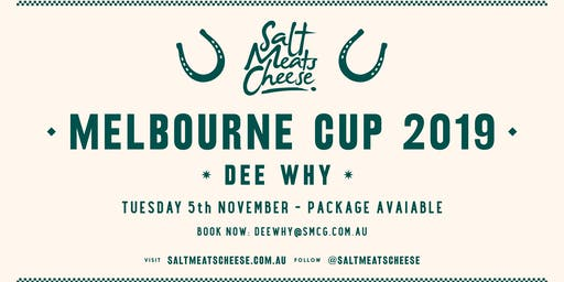 Melbourne Cup at Salt Meats Cheese Dee Why