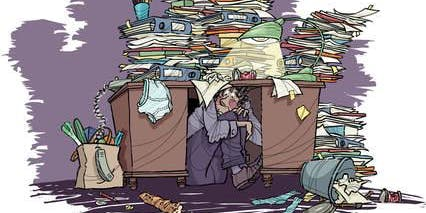 De-Clutter & Let Go -  Downsize to Thrive!