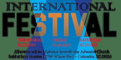 Ephesus SDA Columbia International Festival