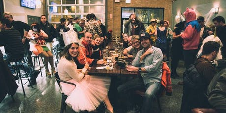 On Tour Brewing's Easy Halloween Party: Music by B Forrest tickets