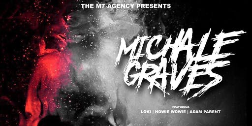 Michale Graves American Monster Tour