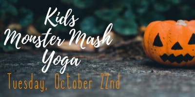 Kid's Monster Mash Yoga