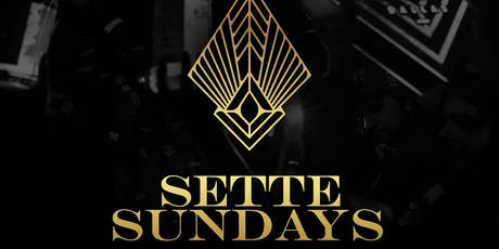 Sette Sunday's presents I Luv Sunday Funday Happy Hour @ One Sette {Sunday Funday Meets Uptown} tickets