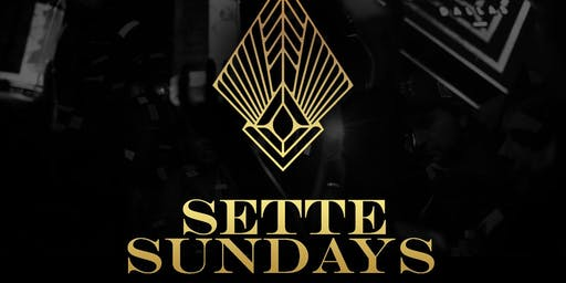 Sette Sunday's presents I Luv Sunday Funday Happy Hour @ One Sette {Sunday Funday Meets Uptown}