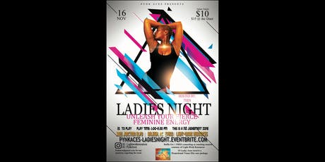 Pynk Aces-Ladies Night tickets