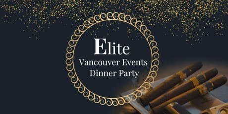 Elite Vancouver Dinner Party tickets