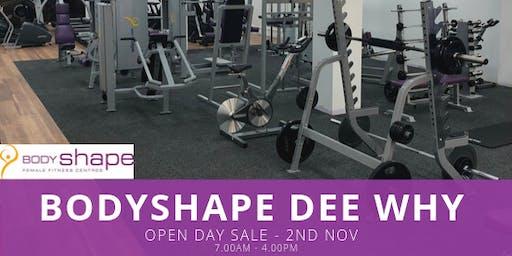 Bodyshape Dee Why - OPEN DAY SALE - MASSIVE MEMBERSHIP SALES
