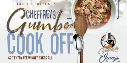 Cheffrys'Gumbo Cook Off Registration