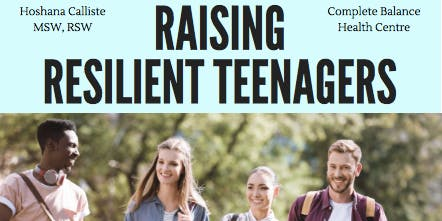 Raising Resilient Teenagers