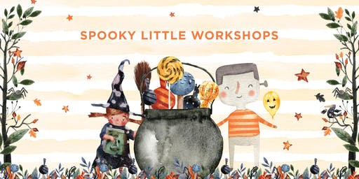 Spooky Little Workshops at The Plaza