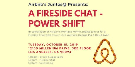 Airbnb's Fireside Chat - Power Shift tickets