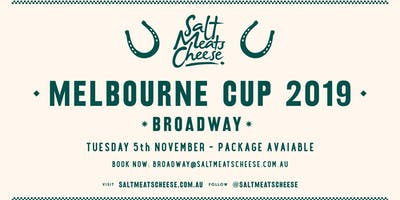 Melbourne Cup at Salt Meats Cheese Broadway