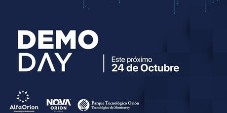 Demo Day Alfa-Nova entradas
