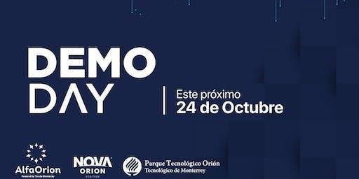 Demo Day Alfa-Nova