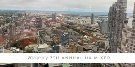 Ari Agency's 7th Annual UX Mixer tickets