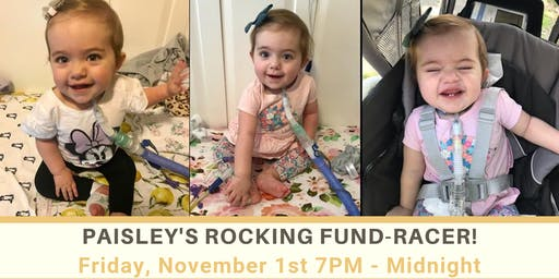Paisley's Rocking Benefit Party