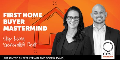 FREE event, learn how to buy your first home tickets
