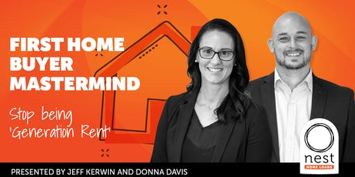 FREE event, learn how to buy your first home