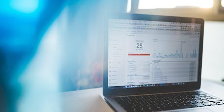 Digital Springboard: An Introduction to Google Analytics for Your Website @ Cove Civic Centre tickets