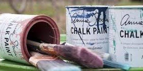 Annie Sloan Chalk Paint® The 101 tickets