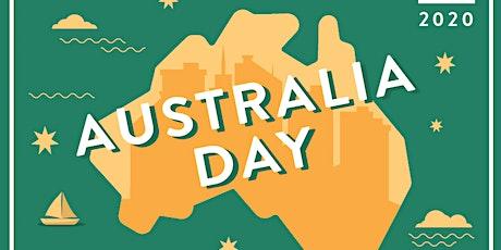 Australia Day Sunday Sesh with Parso tickets