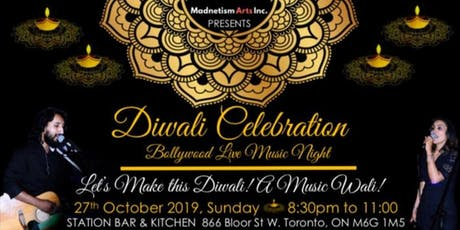 Diwali Celebration: Bollywood Live! tickets