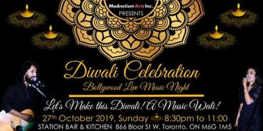 Diwali Celebration: Bollywood Live!
