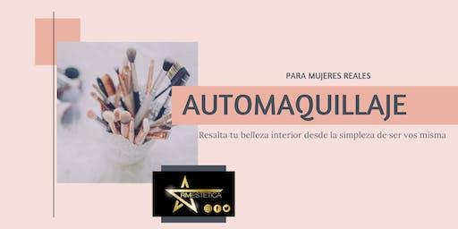 CURSO DE AUTOMAQUILLAJE