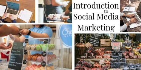 Introduction to Social Media Marketing tickets