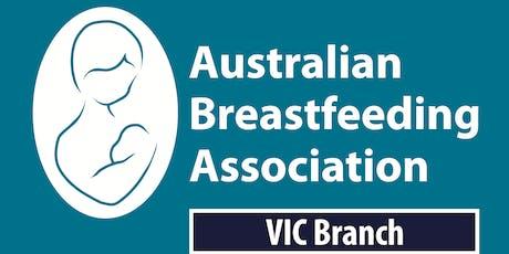Breastfeeding Education Class - Eltham North tickets