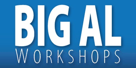 Big Al Workshop in Calgary, Canada tickets