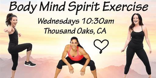 "Body Mind Spirit Exercise ~ ""inten~Sati"""