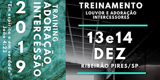 TRAINING ADORAÇÃO INTERCESSÃO 2019