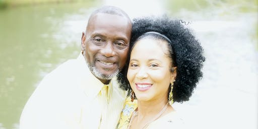 Pastors Eric & Bernadette Jackson's 40th Anniversary Dinner Celebration