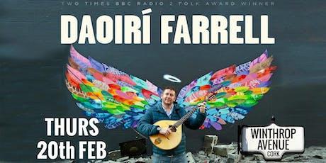 Daoirí Farrell tickets