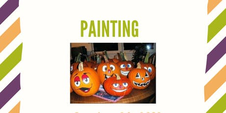 Pumpkin Painting at Word Up Cafe tickets
