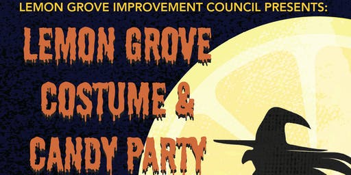 Lemon Grove Costume & Candy Party