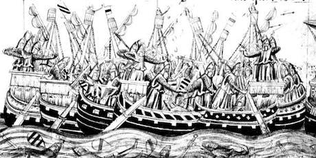 Pero Niño prend la mer. Brève présentation de la guerre de Cent Ans (A-420) billets
