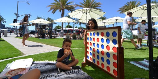 Lane Field Park Market - Street Food, Craft, Live Music & Games