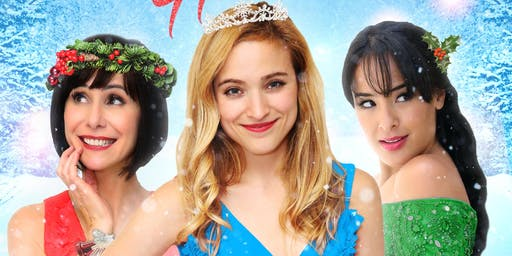 Broadway Holiday Princess Party