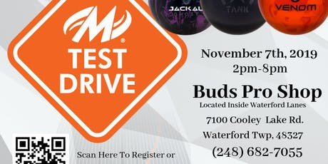 Motiv Test Drive Buds Pro Shop tickets