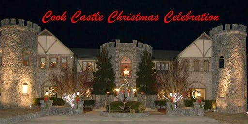 Cook Castle Christmas Tour