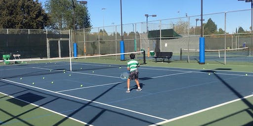 90$ for 8 lessons - East Bay Children's Tennis Training Class (4-18 years old)  - Intermidiate Level